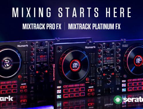 Numark Mixtrack Pro FX e Platinum FX